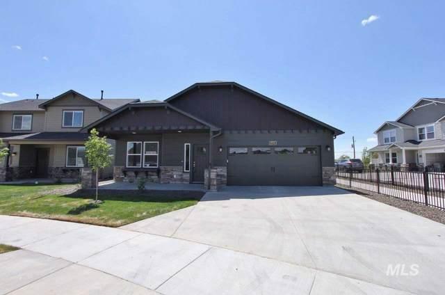 4744 N Trident Ave Lot 12 Block 6, Meridian, ID 83646 (MLS #98756040) :: Michael Ryan Real Estate
