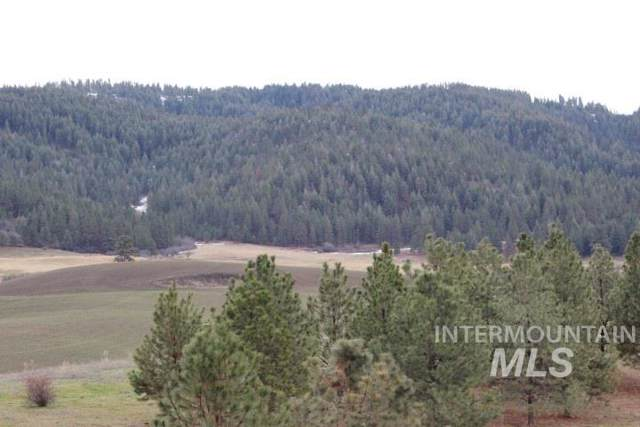 0000 Slickpoo Road, Culdesac, ID 83524 (MLS #98756133) :: Jon Gosche Real Estate, LLC