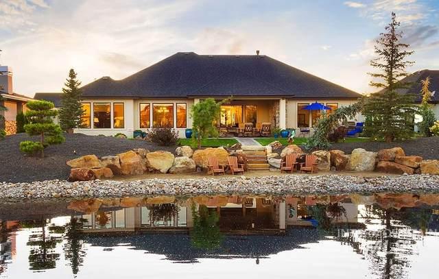 1420 N Triathlon Avenue, Eagle, ID 83616 (MLS #98756273) :: Givens Group Real Estate