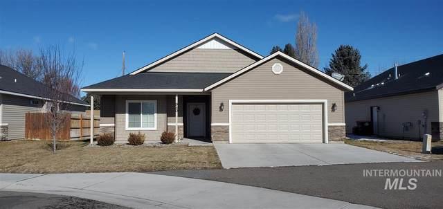940 Americana Circle, Twin Falls, ID 83301 (MLS #98756282) :: Beasley Realty