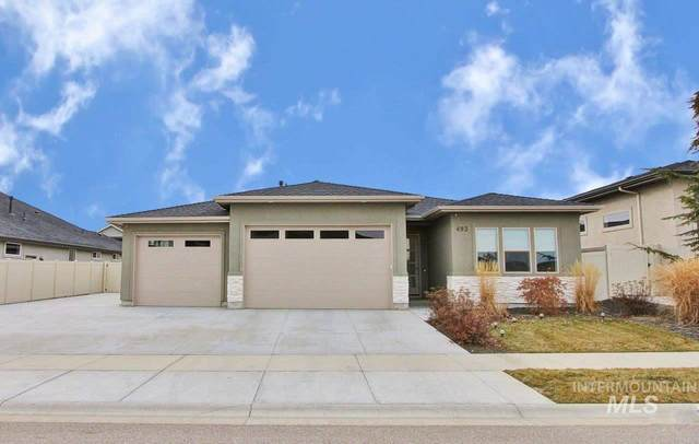 493 W Buroak, Meridian, ID 83642 (MLS #98756329) :: Own Boise Real Estate