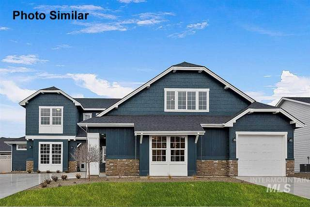 5747 W Strant St., Eagle, ID 83616 (MLS #98756366) :: Givens Group Real Estate