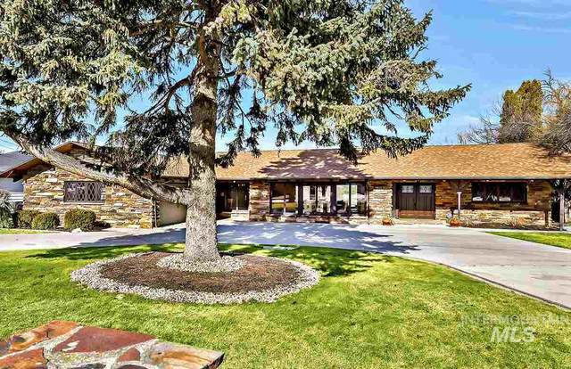 3810 W Hillcrest  Dr, Boise, ID 83705 (MLS #98756408) :: Full Sail Real Estate
