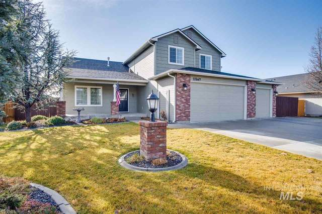 10569 Rain Springs St, Nampa, ID 83687 (MLS #98756489) :: New View Team