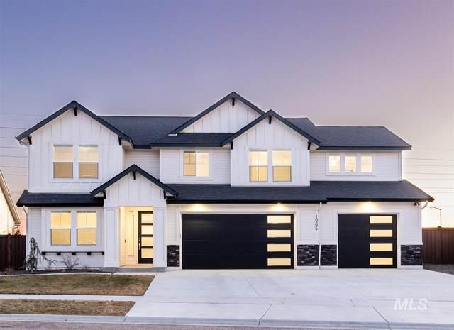 1065 W Deer Crest Drive, Meridian, ID 83646 (MLS #98756514) :: Team One Group Real Estate
