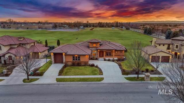 1103 W Cherry Bello Drive, Eagle, ID 83616 (MLS #98756564) :: Build Idaho
