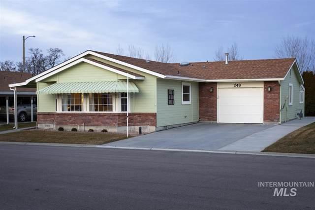 1100 Burnett 248 A St, Nampa, ID 83651 (MLS #98756586) :: Jon Gosche Real Estate, LLC