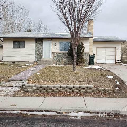 3658 Stockman Rd, Pocatello, ID 83201 (MLS #98756656) :: Boise River Realty