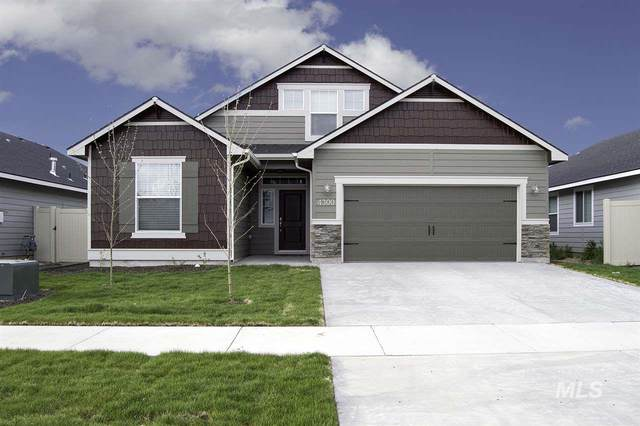 5878 W Hamm Ln, Eagle, ID 83616 (MLS #98756657) :: Givens Group Real Estate