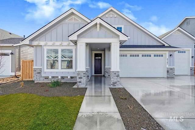 3392 W Vanderbilt, Meridian, ID 83646 (MLS #98756666) :: Minegar Gamble Premier Real Estate Services