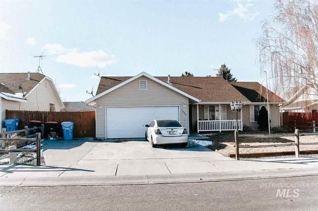 1486 Spurlock, Twin Falls, ID 83301 (MLS #98756702) :: Adam Alexander
