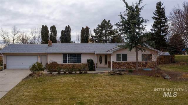 7125 W Delwood, Boise, ID 83709 (MLS #98756738) :: Adam Alexander