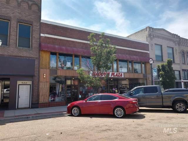 720 Main St, Caldwell, ID 83605 (MLS #98756765) :: Givens Group Real Estate
