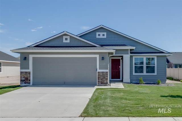 2168 W Fairwood Ave., Nampa, ID 83651 (MLS #98756802) :: New View Team