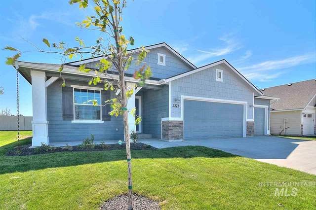 2725 W Quilceda, Kuna, ID 83634 (MLS #98756831) :: Givens Group Real Estate