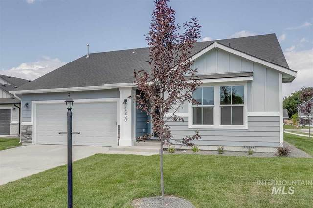 1628 N Rhodamine Ave, Kuna, ID 83634 (MLS #98756836) :: New View Team