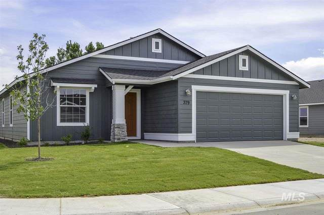1640 N Rhodamine Ave, Kuna, ID 83634 (MLS #98756845) :: New View Team