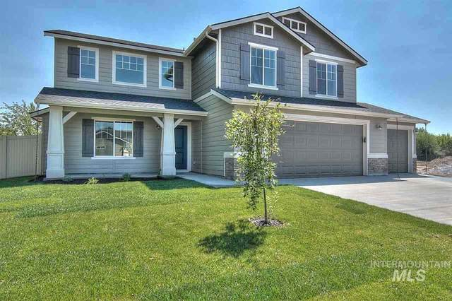 2679 W Quilceda St, Kuna, ID 83634 (MLS #98756852) :: New View Team