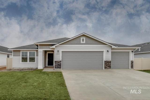 1652 N Rhodamine Ave, Kuna, ID 83634 (MLS #98756855) :: New View Team