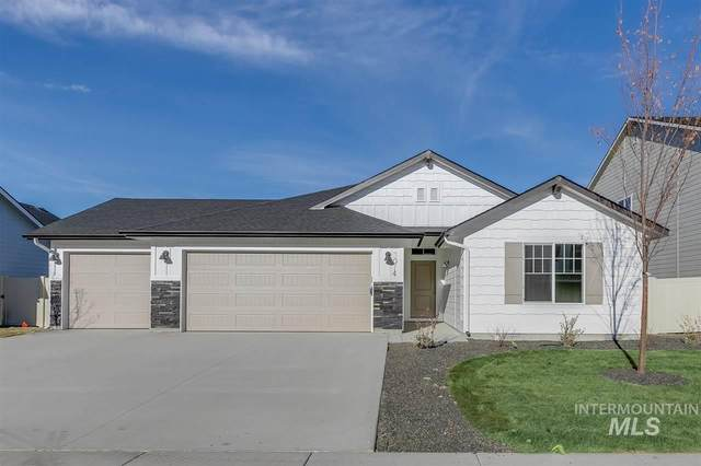1664 N Rhodamine Ave, Kuna, ID 83634 (MLS #98756857) :: New View Team