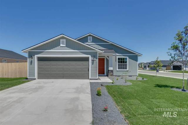 2182 W Fairwood Ave., Nampa, ID 83651 (MLS #98756860) :: New View Team