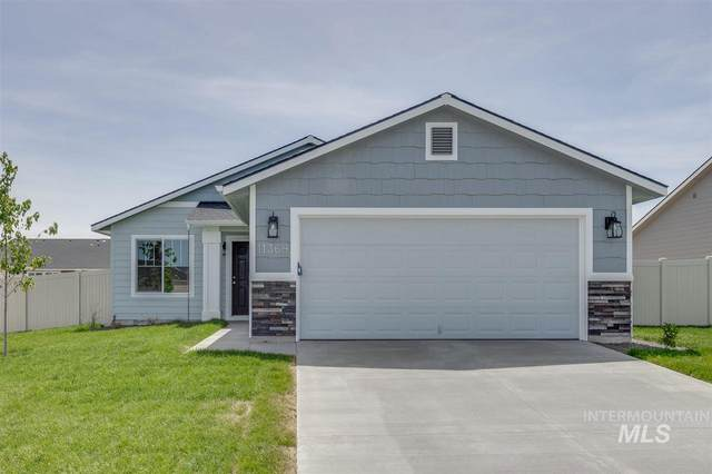 1618 N Rhodamine Ave, Kuna, ID 83634 (MLS #98756861) :: New View Team