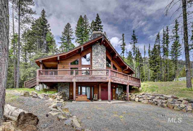 1775 Grouse Trail, Donnelly, ID 83615 (MLS #98756905) :: Minegar Gamble Premier Real Estate Services