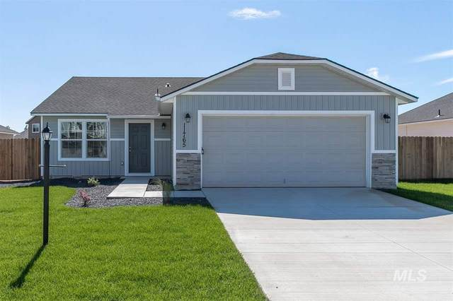 2196 W Fairwood Ave., Nampa, ID 83651 (MLS #98756919) :: New View Team
