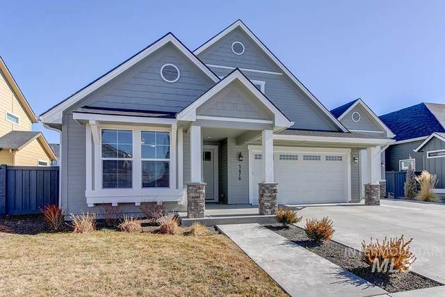 5476 S Pinland Ave, Meridian, ID 83642 (MLS #98756923) :: New View Team