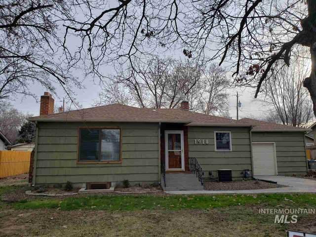 1918 S Arcadia, Boise, ID 83705 (MLS #98756983) :: Full Sail Real Estate