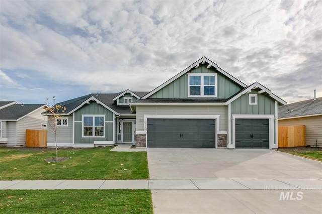3528 E Santo Stefano Dr, Meridian, ID 83642 (MLS #98756990) :: New View Team