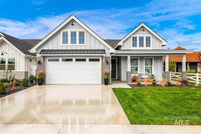 255 W Wrangler St, Meridian, ID 83646 (MLS #98757006) :: Silvercreek Realty Group