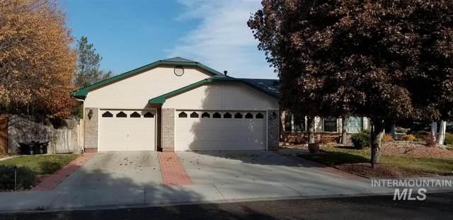4220 W White Ash Drive, Meridian, ID 83646 (MLS #98757071) :: Beasley Realty