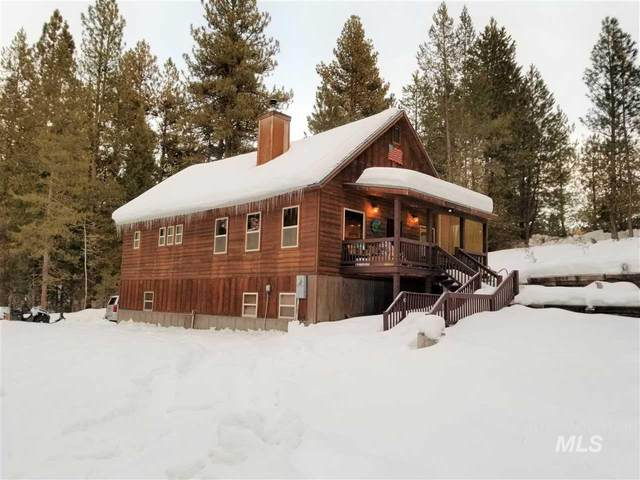 15 Bull Pine Place, Cascade, ID 83611 (MLS #98757098) :: Bafundi Real Estate