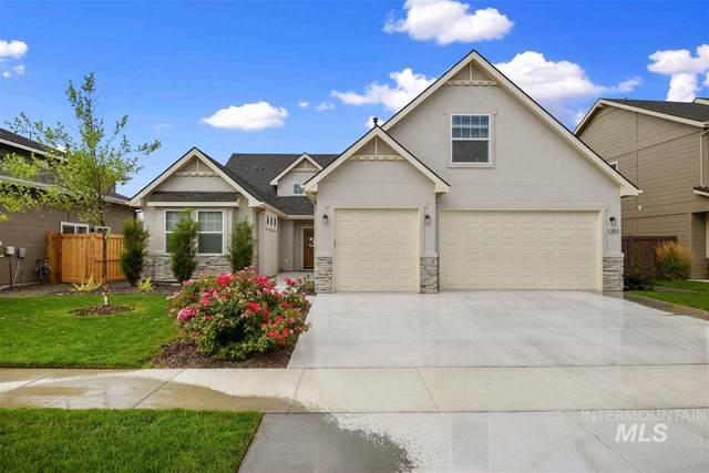 1201 W Deercrest Dr, Meridian, ID 83646 (MLS #98757119) :: Boise River Realty
