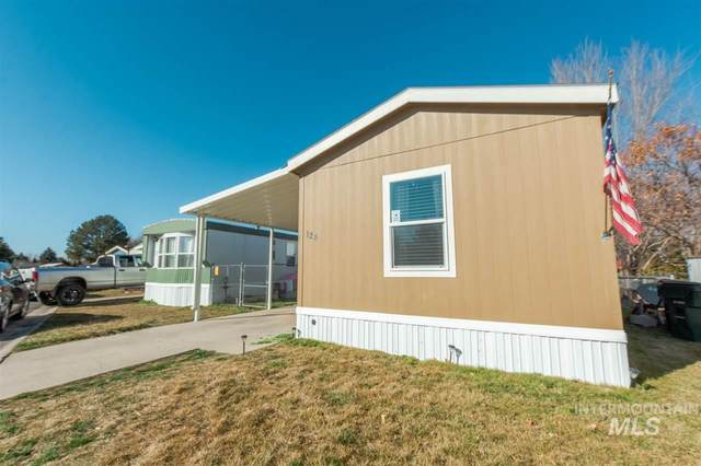 424 W Cherry Ln #128, Meridian, ID 83642 (MLS #98757121) :: New View Team