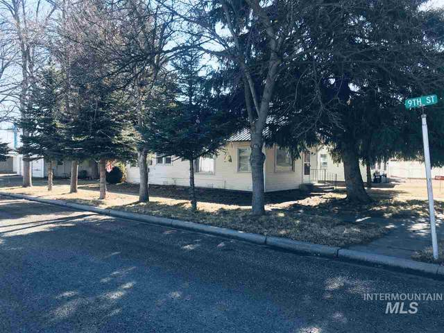824 B Street, Rupert, ID 83350 (MLS #98757155) :: Boise River Realty
