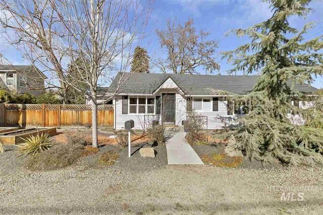 2414 W Breneman St, Boise, ID 83702 (MLS #98757174) :: Epic Realty