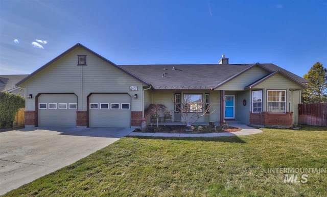 421 S Jolinda, Boise, ID 83709 (MLS #98757183) :: Team One Group Real Estate