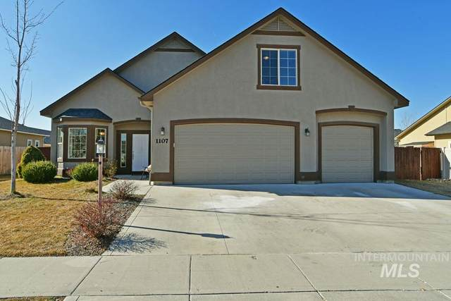 1107 S. Riverstone, Nampa, ID 83686 (MLS #98757201) :: Own Boise Real Estate