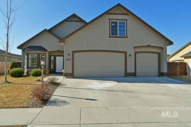 1107 S. Riverstone, Nampa, ID 83686 (MLS #98757201) :: Minegar Gamble Premier Real Estate Services