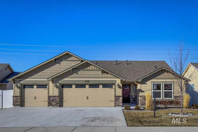 3621 S Edgeview Dr, Nampa, ID 83686 (MLS #98757246) :: Epic Realty