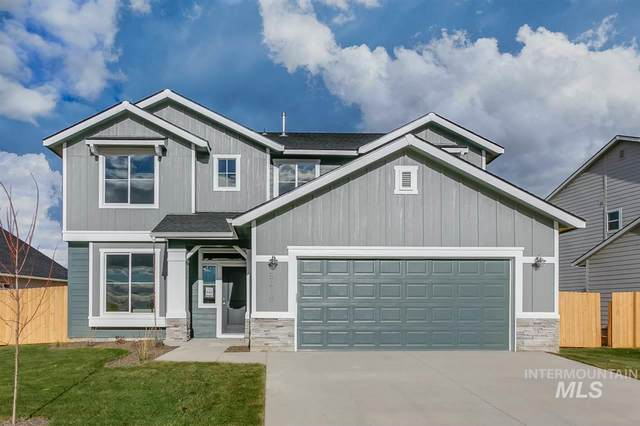 2907 W Silver River St, Meridian, ID 83646 (MLS #98757338) :: New View Team