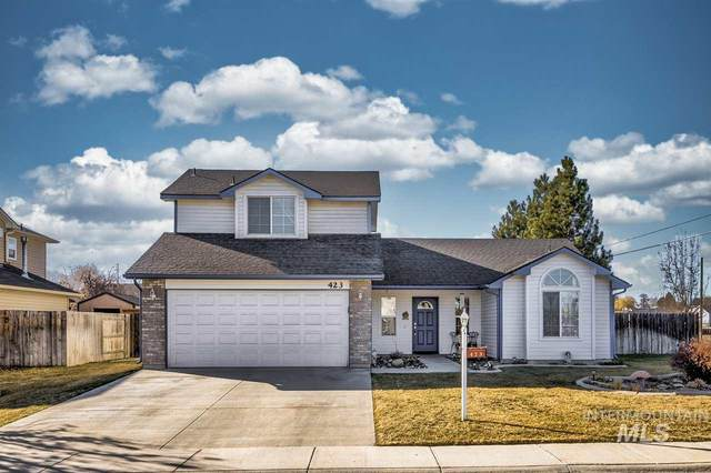 423 Pietra Way, Caldwell, ID 83605 (MLS #98757347) :: Epic Realty