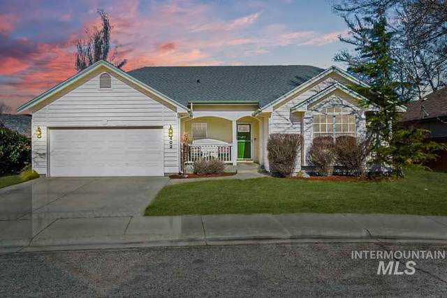 402 E Iowa, Boise, ID 83706 (MLS #98757385) :: City of Trees Real Estate