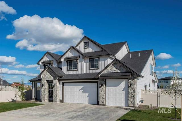 5399 N Exeter Way, Meridian, ID 83646 (MLS #98757393) :: Minegar Gamble Premier Real Estate Services
