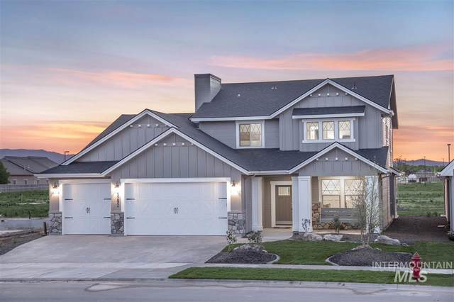 5509 N Exeter Way, Meridian, ID 83646 (MLS #98757395) :: Minegar Gamble Premier Real Estate Services
