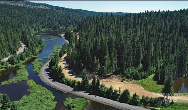 TBD Dent Bridge Rd., Elk River, ID 83827 (MLS #98757442) :: Jon Gosche Real Estate, LLC