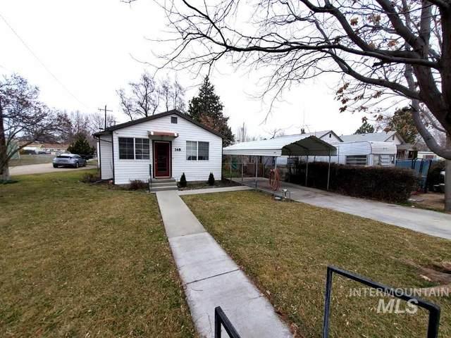 148 1st Street N, Nampa, ID 83687 (MLS #98757445) :: Boise River Realty