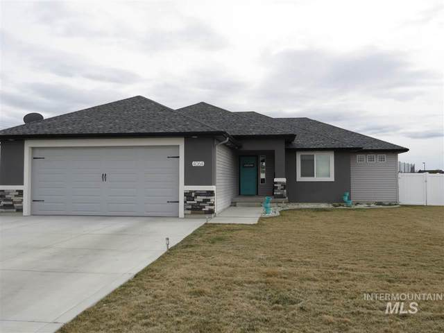 4064 Mountain Vista Lane, Filer, ID 83328 (MLS #98757449) :: Boise River Realty